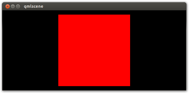 Centralized Rectangle